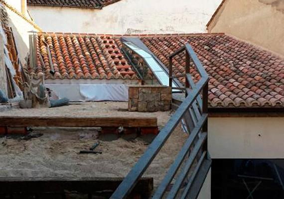 Casa escalable en Oropesa (Toledo)