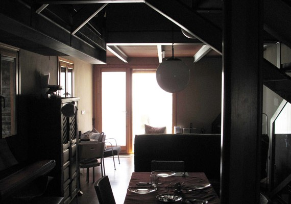 Transformación de antigua bodega en vivienda