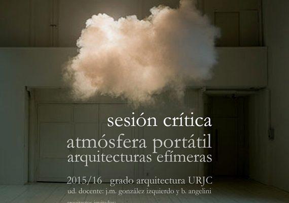 Sesión crítica en la Universidad Rey Juan Carlos