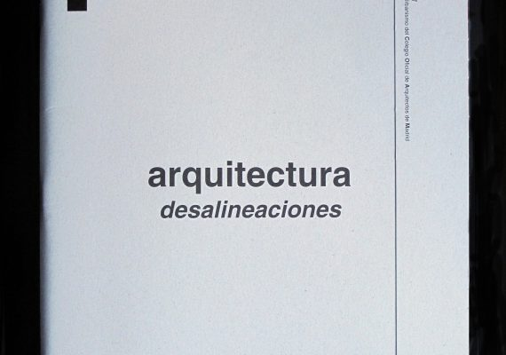 Revista Arquitectura COAM nº 375 Desalineaciones