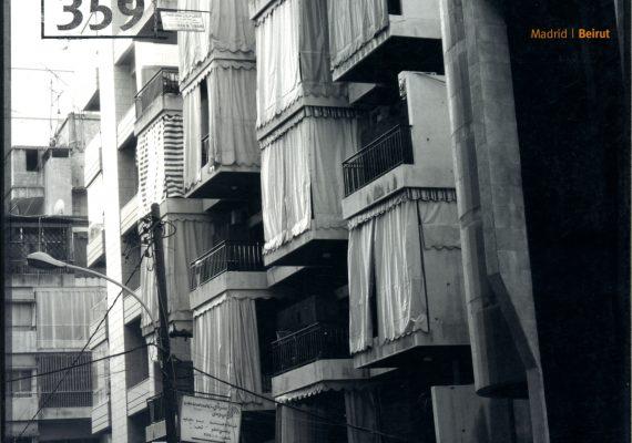 Revista Arquitectura COAM nº 359 Madrid/Beirut